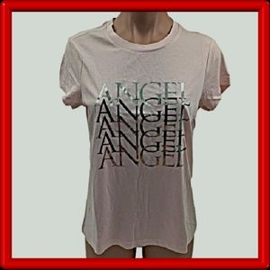 Victoria's Secret T-Shirt Angel Logo